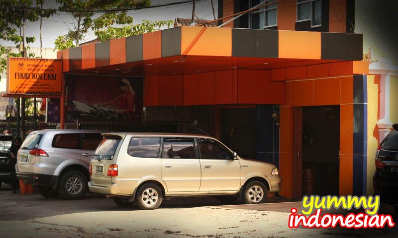 fikri koleksi palembang store front