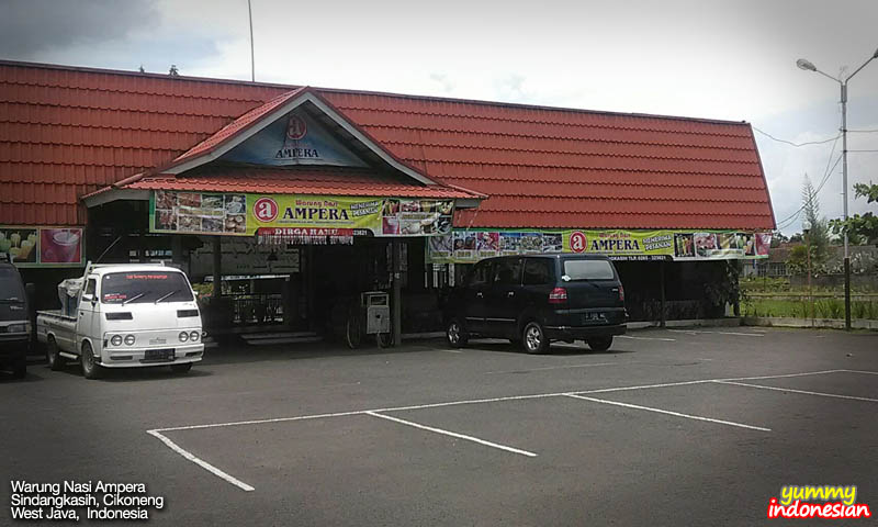 Ampera store front