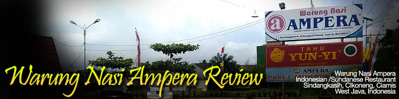 warung nasi ampera review